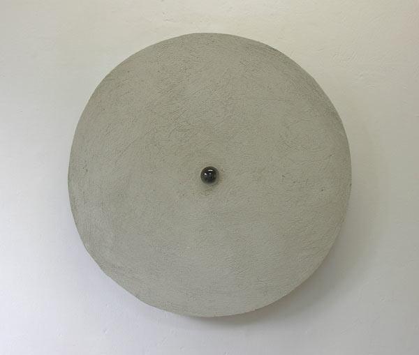 Luz sólida - Concreto, bombillo  Ø 78.3 x 10.8 cm - 2008