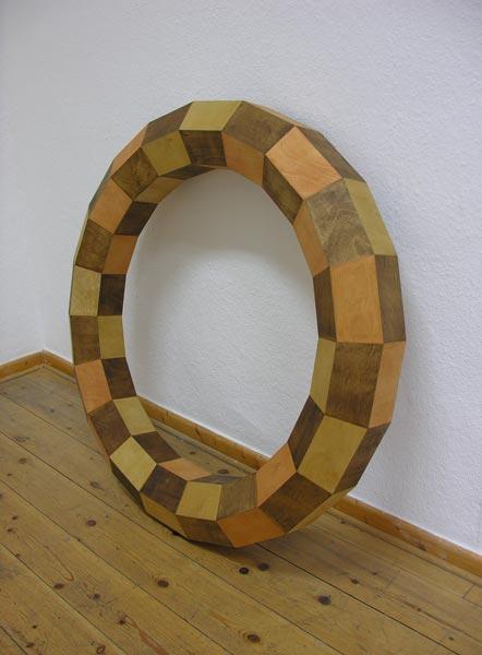 Mazzocchio  madera  Ø 99.0 x 16.0 cm  2000 / 2016