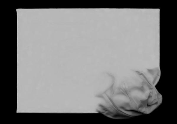 Pliegue esquina - Impresión sobre papel fotográfico  30 x 50 cm - 2006